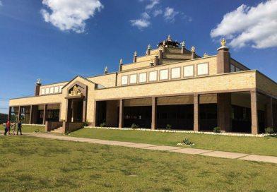 Templo Kadampa Em Cabreúva Presente Para Gerações Futuras