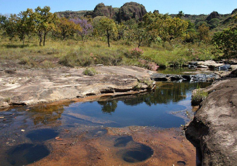 Vale Encantado é trilha inédita no cerrado goiano