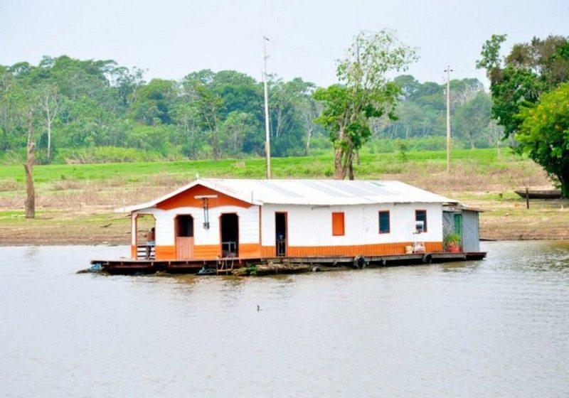 Região Central Da Floresta Amazônica