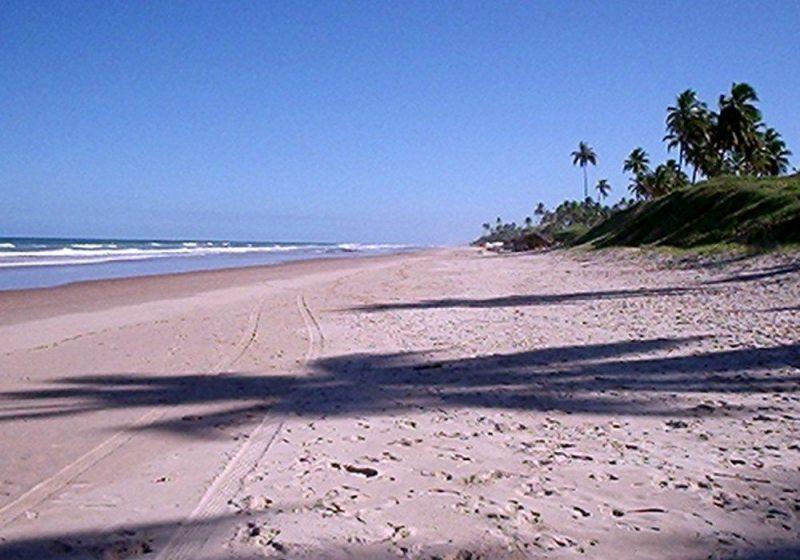 Praia Massarandupio - Entre rios BA