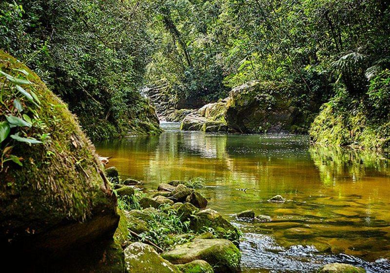 Cachoeira Do Mandira