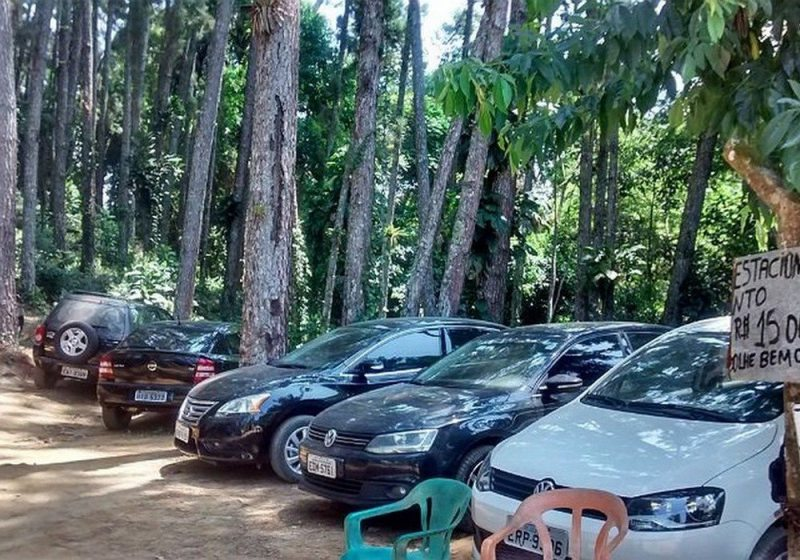 Estacionamento Praia Do Cedro