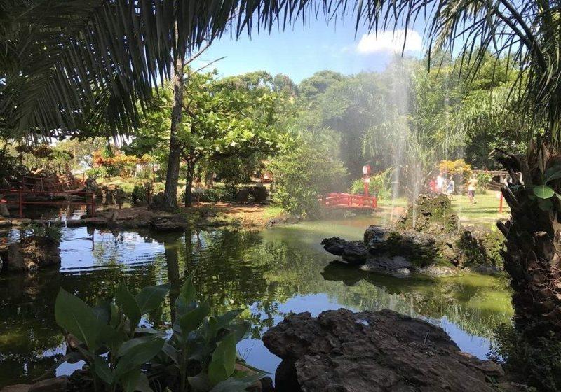Jardim Japonês - Caldas Novas Goiás