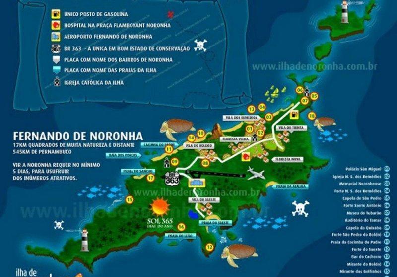 Mirantes De Fernando De Noronha