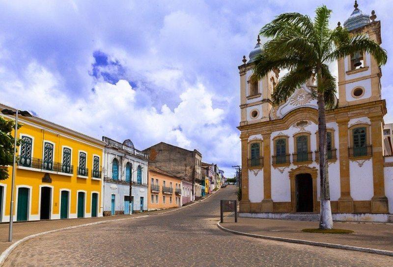 Penedo Alagoas Brasil Viagens