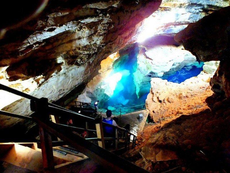 Poço Azul - Chapada Diamantina