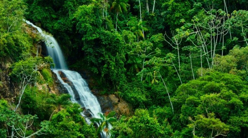 Cachoeira Santa Quiteria