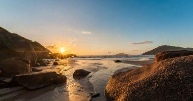 Praia Em Florianópolis