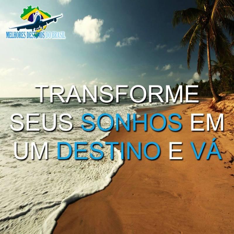 Transforme Seus Sonhos Em Um Destino E Vá