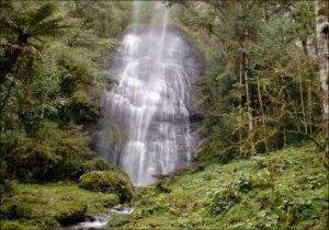 Cachoeira Fazenda Baptista Rio Negrinho