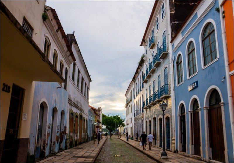 Centro Histórico De São Luis