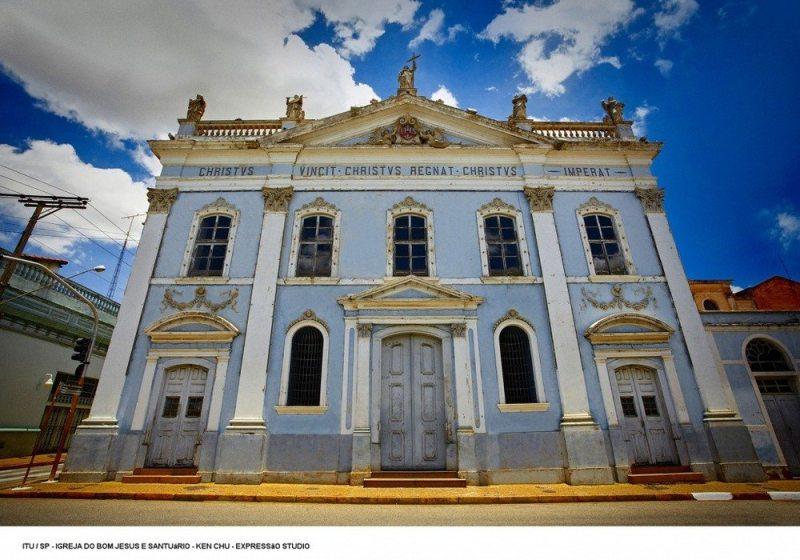 Igreja Do Bom Jesus E Santuário