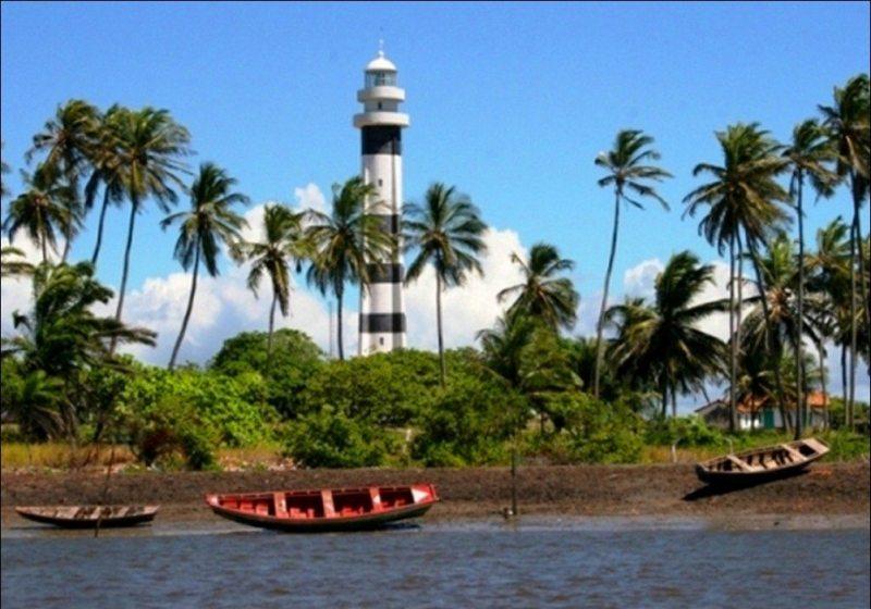 Farol Preguiças Maranhão
