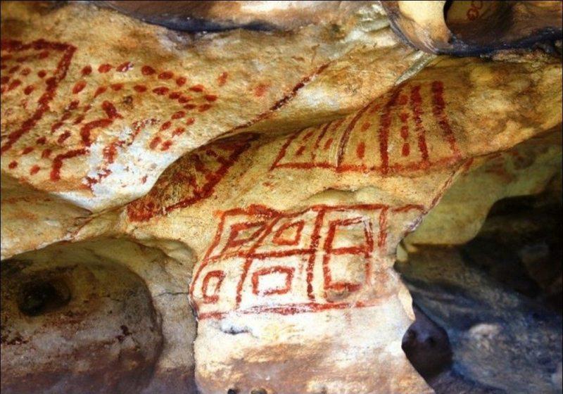 Lajedo de Soledade período paleolítico