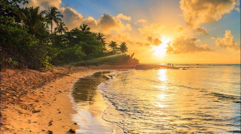 Pôr Do Sol No Espirito Santo