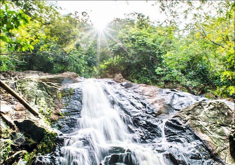 Cachoeira Bulha D'Agua Em Tamandaré