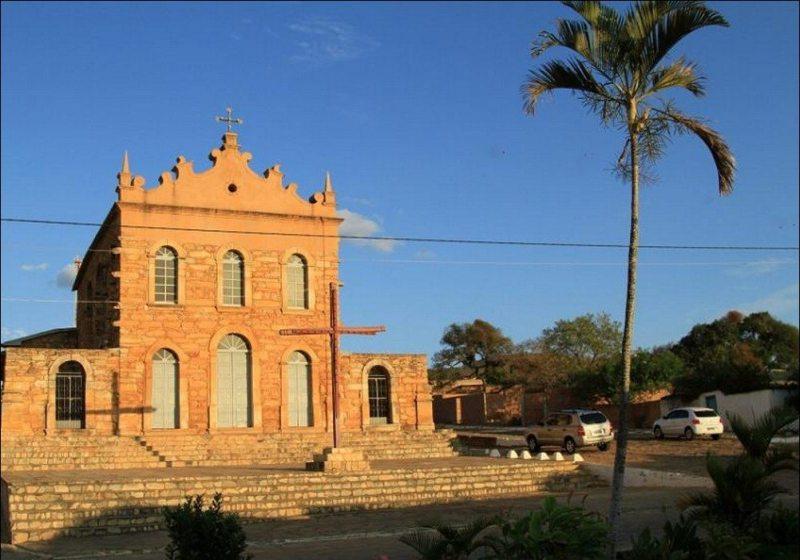 Igreja De Pedra Santana