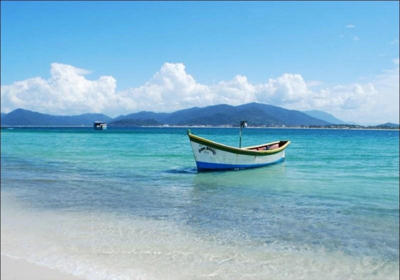 Ilha Do Campeche Em Florianópolis