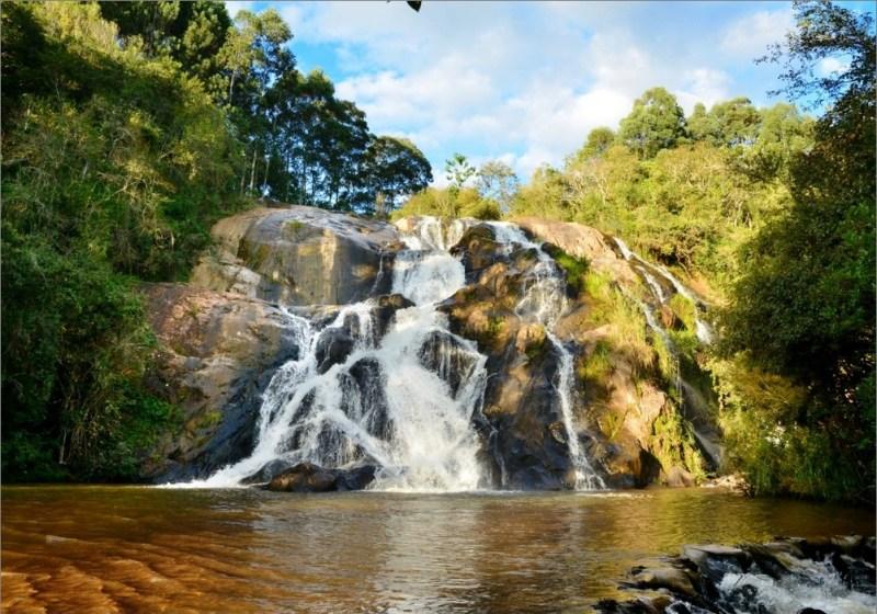 Cachoeira Santa Rita, Bueno Brandão
