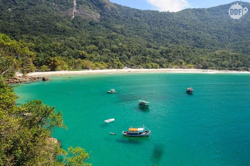 Mirante Espia Praia Do Aventureiro