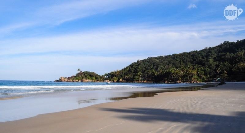 Paisagem Praia Do Aventureiro