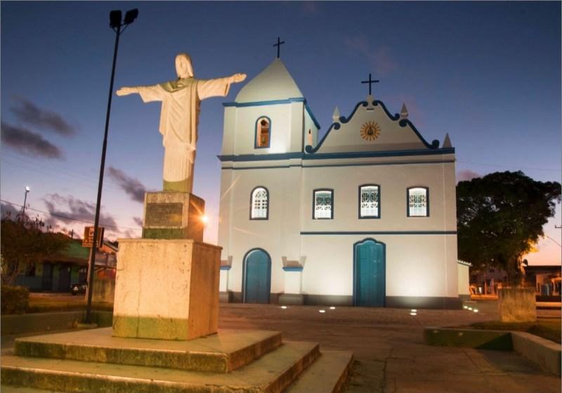 Praça da Matriz de Nossa Senhora da Purificação