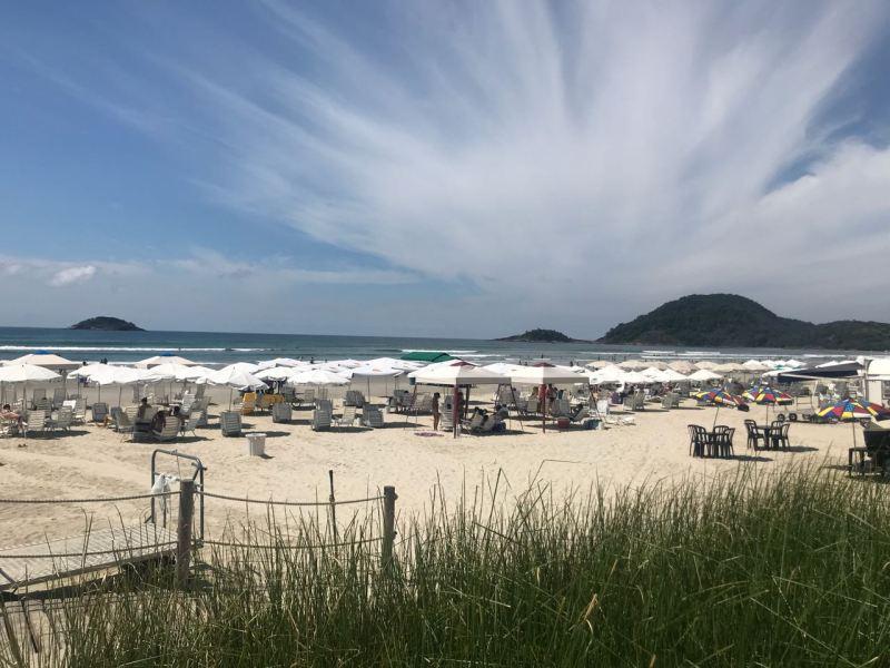 Céu De Riviera De São Lourenço