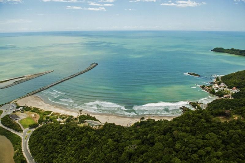 Praia Atalaia, Santa Catarina