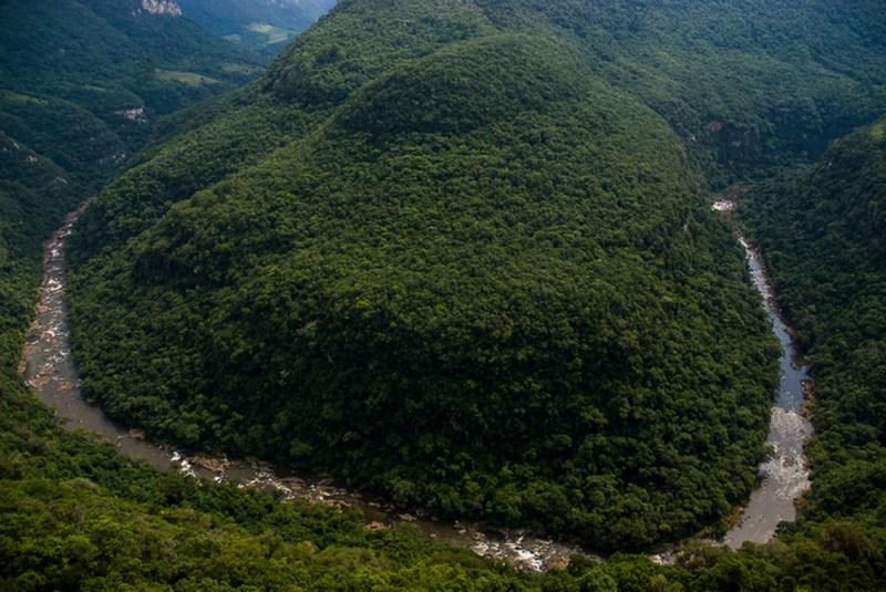 Canyon da Ferradura