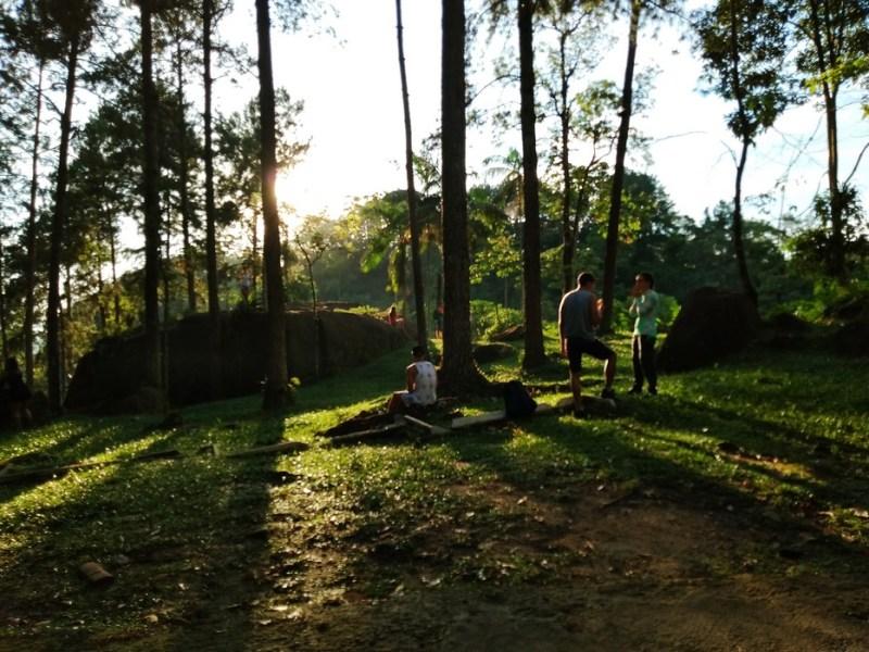 trilhas camping, serrinha do alambari