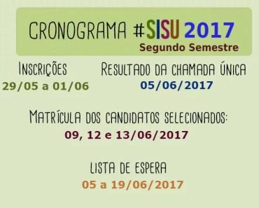 Resultado Sisu 2017-2