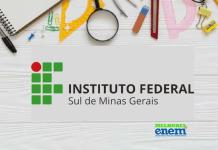 IFSULDEMINAS Sisu 2018