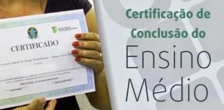 Como obter o certificado Encceja 2017