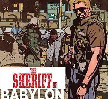 A gente lemos: O Xerife da Babilônia