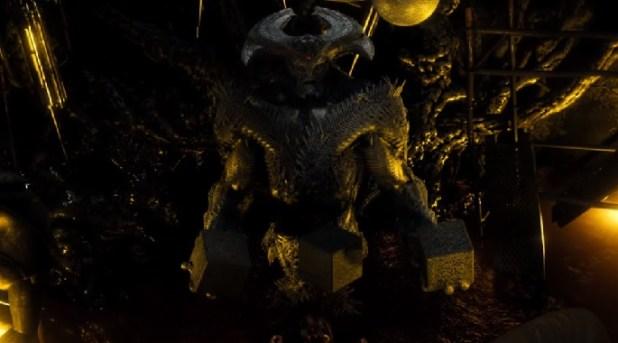 Lobo da Estepe - Batman Vs. Superman - A Origem da Justiça