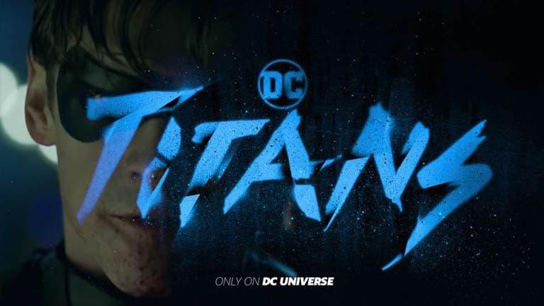 FOLODA-SE O BATMAN! Veja o primeiro trailer da série dos Titãs com o Robin boladão!