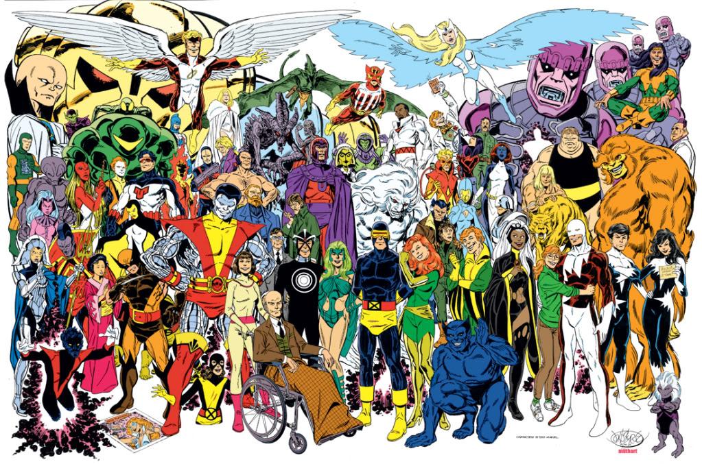 Podcast MdM #491: Os Melhores e Piores X-Men de todos os tempos!