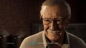 Versão do Stan Lee no jogo