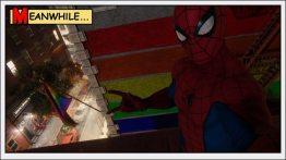 Homem-Aranha a favor da igualdade!