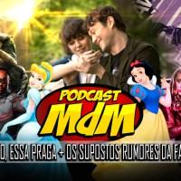 Podcast MdM #525: Amor Romântico, essa Praga + os SUPOSTOS RUMORES da fase 4 da Marvel