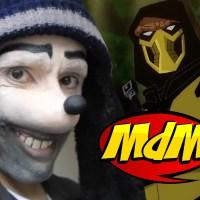 Podcast MdM #576: Mortal Kombat Legends + RPG + Homem-Pateta e outras aleatoriedades