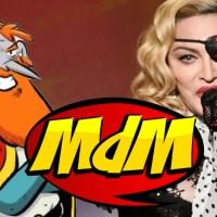Podcast MdM #581: Madonna + RPG MdM + leitura de comentários