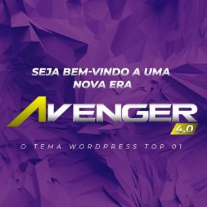 Avenger Tema Worpress para Aifilados