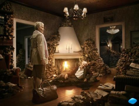 Imagem da campanha publicitária do VIAGRA