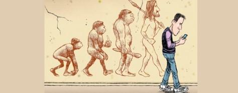 Evolução da postura do Homem ao longo da história!