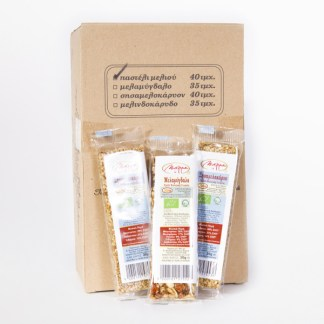 honey almond bar