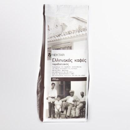 nektar greek coffee
