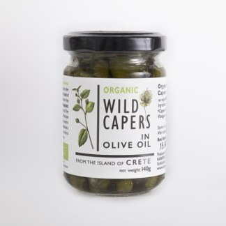 organic wild capers