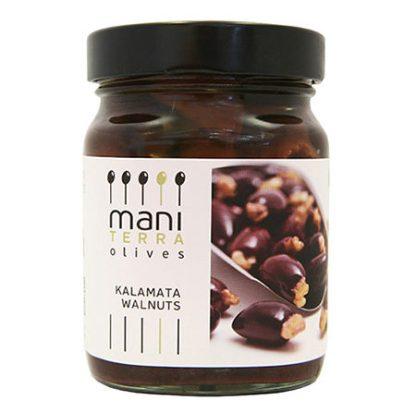 kalamata olives with walnuts