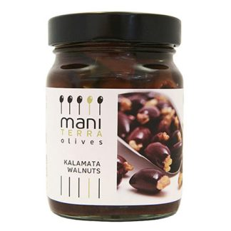 kalamata olives with walnuts